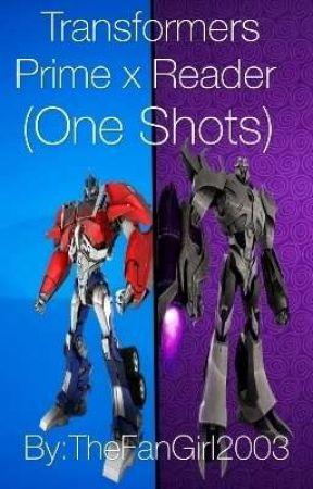 Transformers Prime x Reader (One Shots) - Ratchet x Femme! Reader