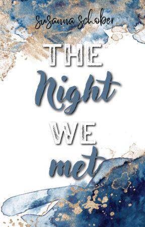 The Night we met [LESEPROBE] by nosferas
