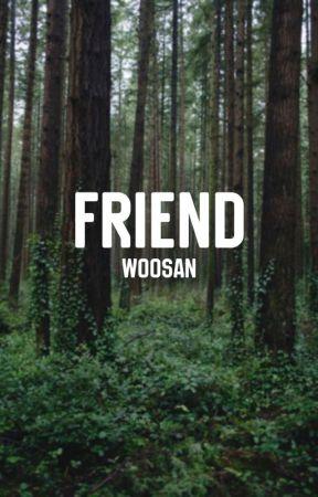 Friend | Woosan by YUN-HAE