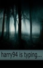 harry94 is typing... by HeHasBlueEyes