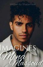 Imagines | Mena Massoud by shazamlevi