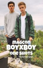 magcon ➾ boyxboy one shots by taylorxshawn