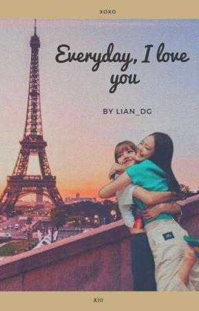 Everyday i love you by lliiaann_