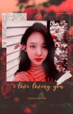 i love loving you; twice x fem!reader by chaeyoungsplant