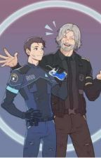 Truly, I Am Alive. (Hannor. Connor x Hank) by HollyStoneVenom