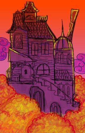 pomegranate tears and deep dark fears by TeddyFlight