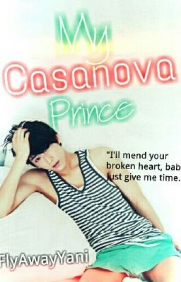 My Casanova Prince (COMPLETED)