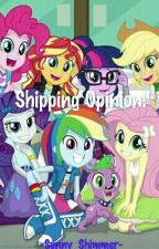 Shipping Opinion by -Sunny_Shimmer-