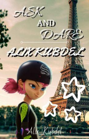 Ask & Dare Alix Kubdel! by Alix_Kubdel