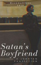 Satan's boyfriend «Johnten» by Trippinonmatears
