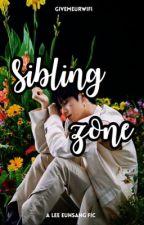 SIBLING ZONE, EUNSANG by givemeurwifi