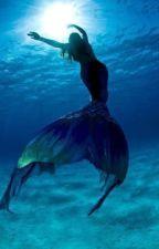 Swishy Mermaid Spellbook  by Kima_Kat