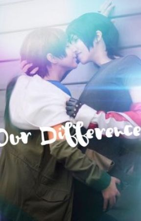 Our differences  by pplneedtosmile