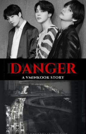 DANGER 『vminkook』 by fightmebighit_