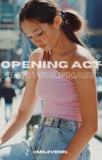opening act [finn wolfhard] by milevenn_