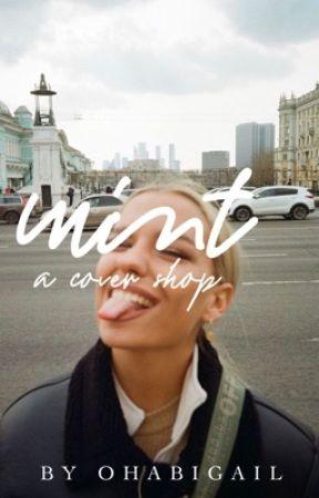 mint - a cover shop  by ohabigail