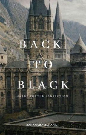 Back to Black | Golden Trio Era by bananaramaracist