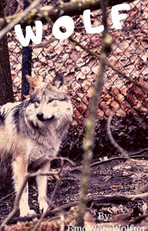 Wolf by EmoWereWolf101
