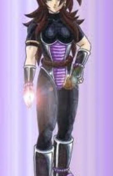 Zoey the daughter of Goku (DBZ FAN FIC)