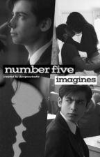 Five x Reader (t.u.a) by yvgnoutwdw