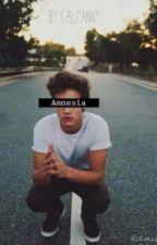 Amnesia by calfanny