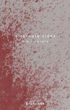 Alternate Sides - [Kakashi & Obito AU] by bruhchan