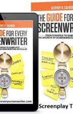 How To Write A Screenplay | Template | Example | Format | Screenwriter by screenplayformat