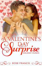 A Valentine's Day Surprise (Excerpt Only) - BWWM Interracial Romance by rose_francis