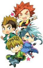 ❤Beyblade Burst x Dere reader Oneshot❤ (Request Closed) by YukiNansui