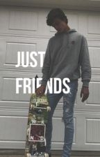 just friends ( sam hurley by lolotana