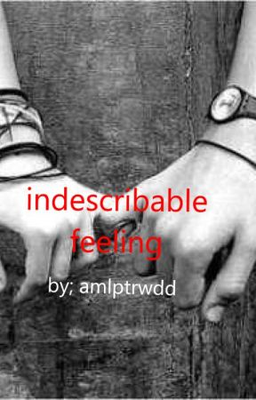 indescribable feeling by amlptrwdd