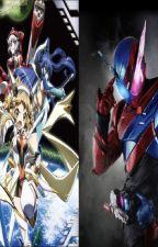 La música y la ciencia  Senki Zesshou Symphogear x Kamen Rider Build by xzhlfpo