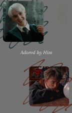 Adored By Him (A Hogwarts Journey) by meganjanex