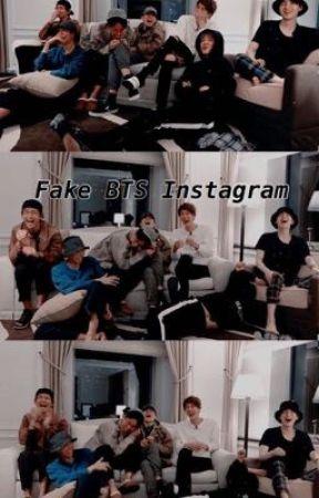 Fake BTS Instagram - Accounts - Wattpad