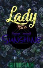 Lady not so sunlight  by -greenMustache-