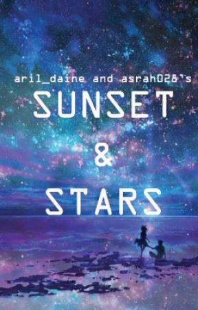 SUNSET & STARS by aril_daine