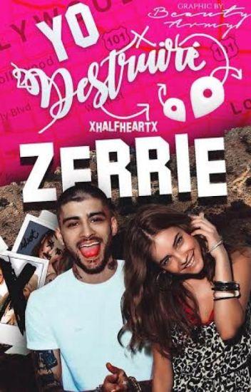 Yo destruiré Zerrie » zayn | EDITANDO