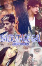 Backstage Gal - Zayn Malik by 1Dirtyheart