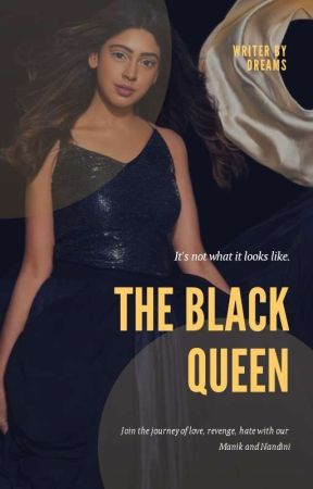 The Black Queen #wattys2019 by Writerbydreams