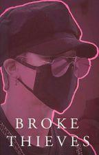 BTS Jikook ff -Broke Thieves- by Catch-up