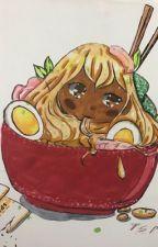 Just a lil Art book  by Animefran