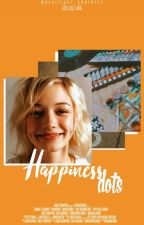 Happiness dots by TheWarrior-_