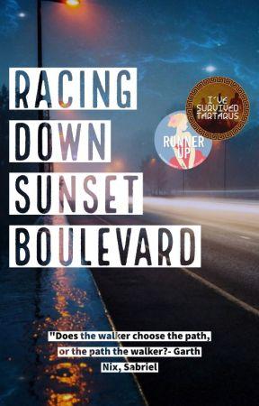 Racing Down Sunset Boulevard by original_fireheart