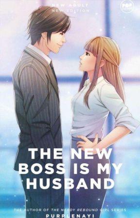 The New Boss is My Husband?! by purplenayi