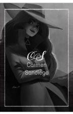 ♢ Carmen SanDiego | Young Justice  by Msfluffyunicorn2