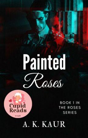 Painted Roses by AmandeepKaur654