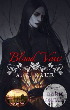 Blood Vow by AmandeepKaur654