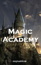 Magic Academy by khipuff