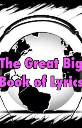 The Great Book of Lyrics - Gangsta~ Kat Dahlia - Wattpad
