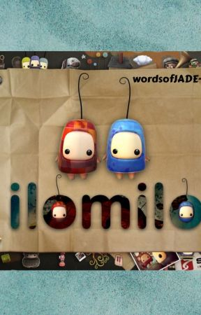 ilomilo ~ contest entry by wordsofjade-